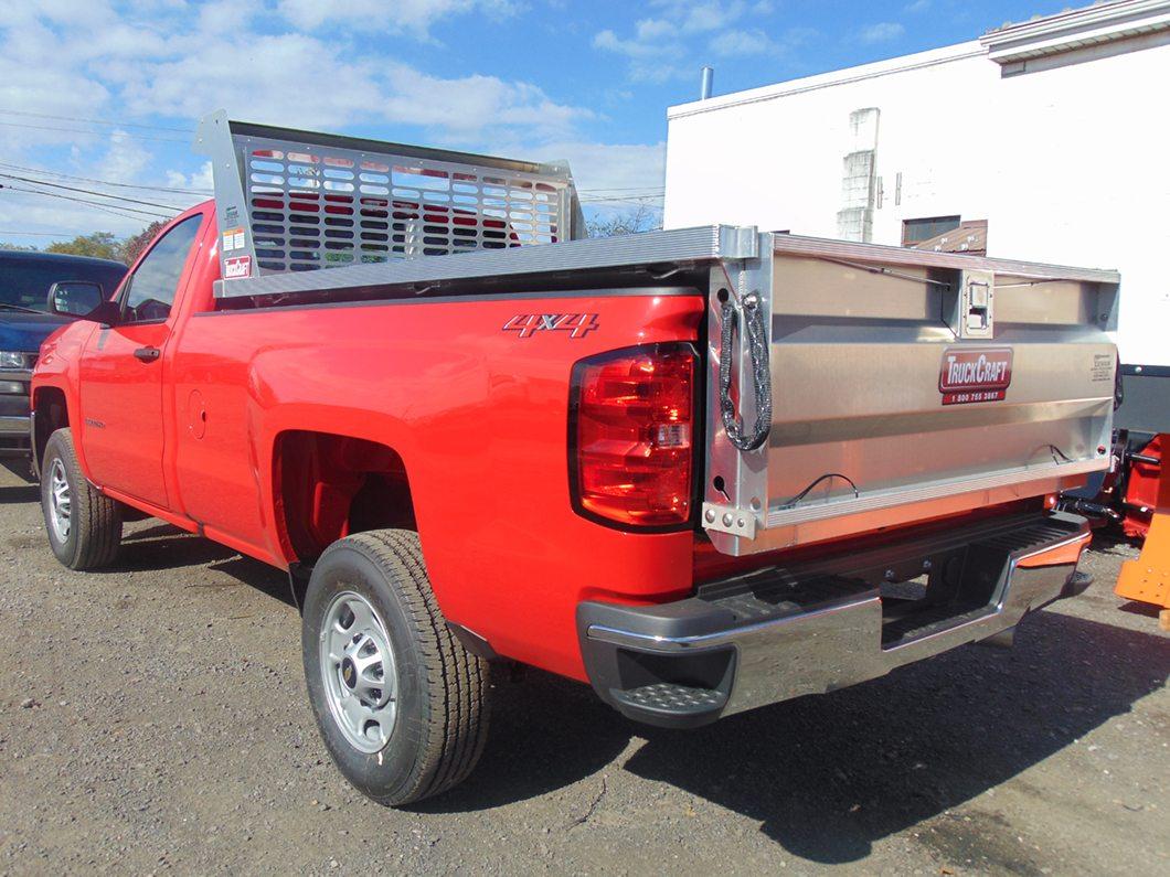 Truck craft dump insert
