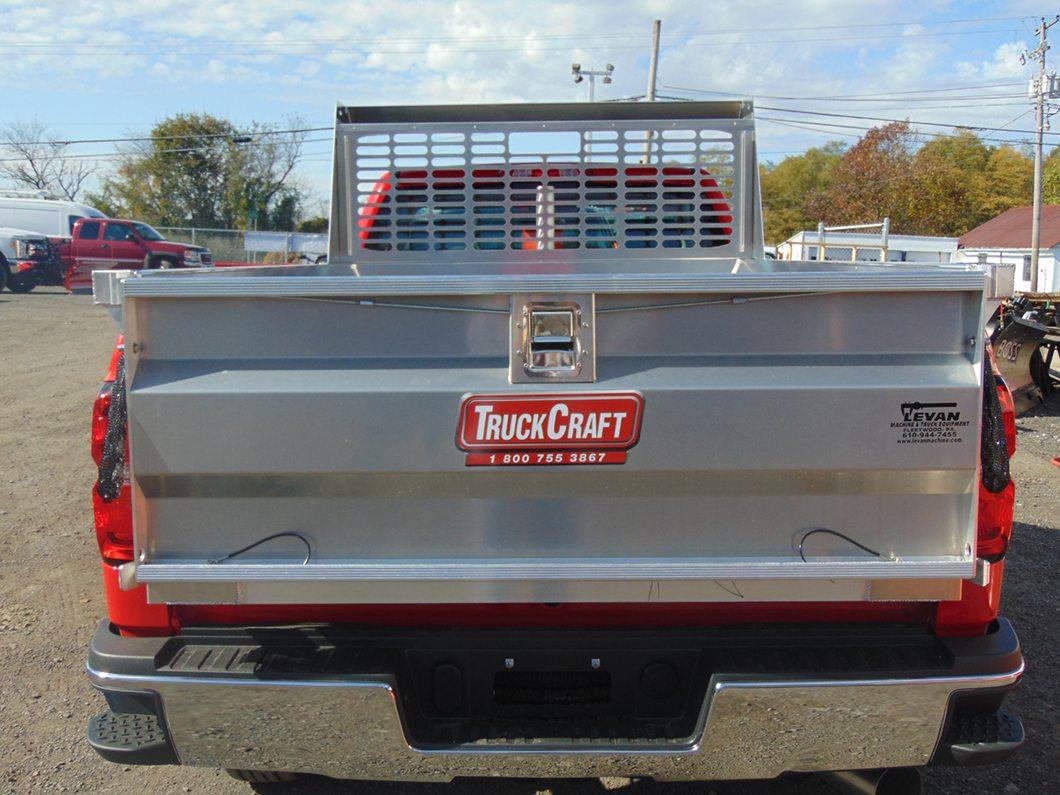 Truck Craft brand dump insert