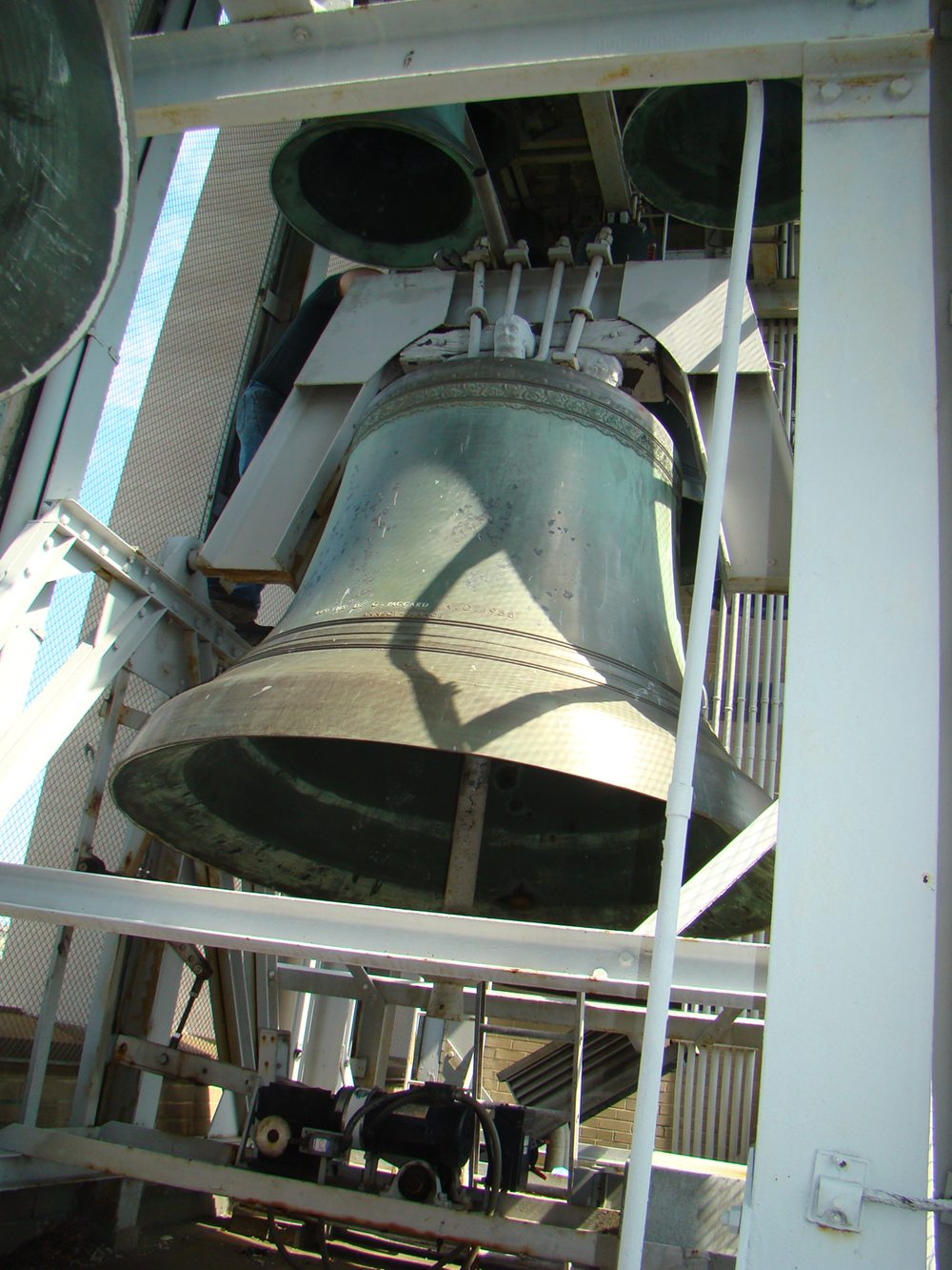 bell repaired via onsite machine services