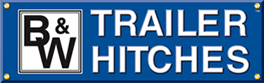 B&W Trailer Hitch logo