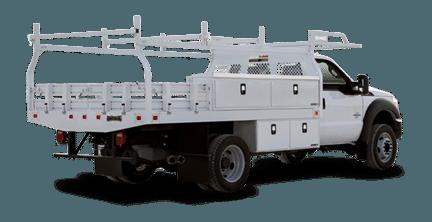 concrete truck 3D rendering