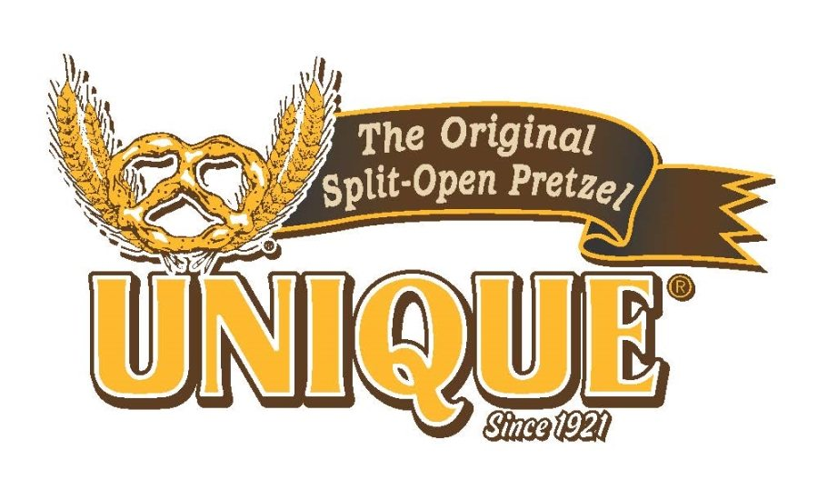 unique pretzels logo