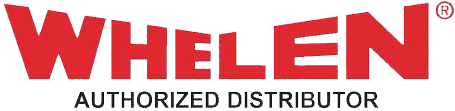whelen authorized distributor logo